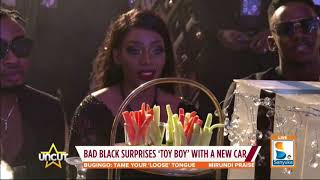 Bad Black Surprises her 'Toy Boy' With a New Car| Uncut Extra