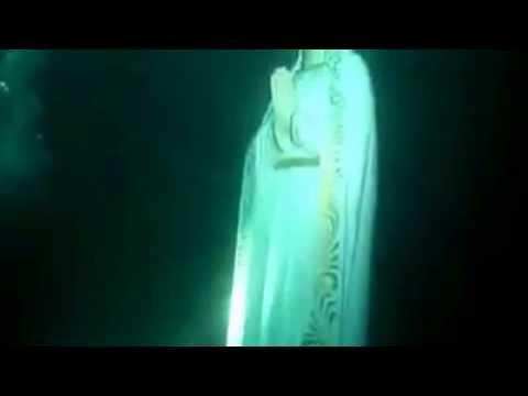 Tượng Đức Mẹ ở dưới đáy đại dương