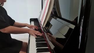"""아이유 밤편지 피아노연습, K-pop IU """"Night Letter"""" piano practice"""