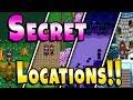 Wizard's Secret Festival Locations! - Stardew Valley