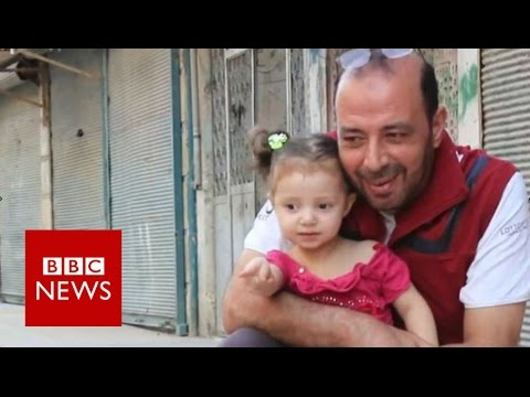 'The world has turned its back on Syria' - BBC News
