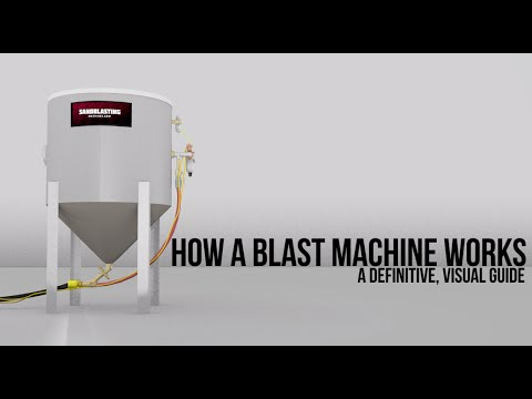 How A Blast Machine Works | A Definitive, Visual Guide HD