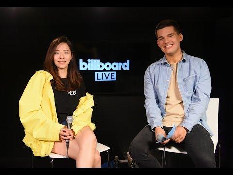 張靚穎Jane Zhang Billboard Live interview 訪談精華版 (簡體中文字幕)(2017/05/23)