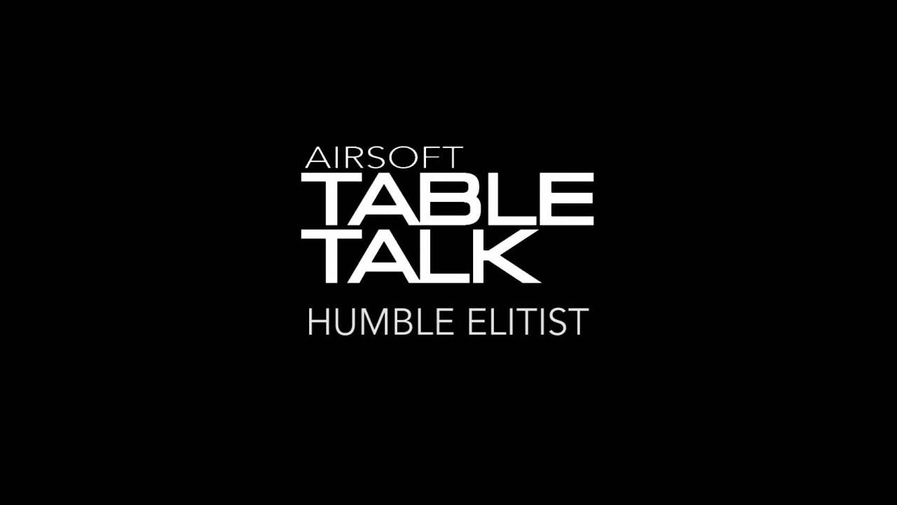 Alpha Krav Maga Manchester Ct airsoft table talk - cast 4 episode 5: humble e