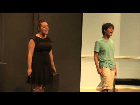 Theater Club Student Showcase 2015