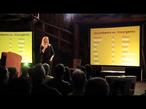 Polly LaBarre: Innovate Like an Insurgent - YouTube