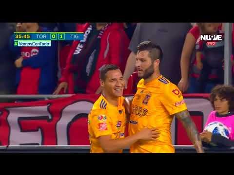 Toronto FC 1-3 Tigres | Campeones Cup  LIGA Bancomer MX - MLS
