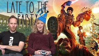 Let's Play Bulletstorm - Late to the Party
