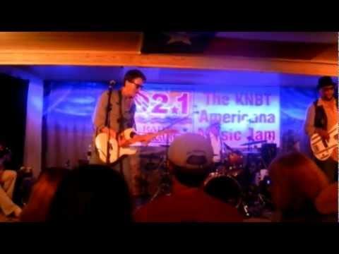Zen Road Pilots - Broken Mirror - @ the KNBT Americana Music Jam - Gruene Hall TX