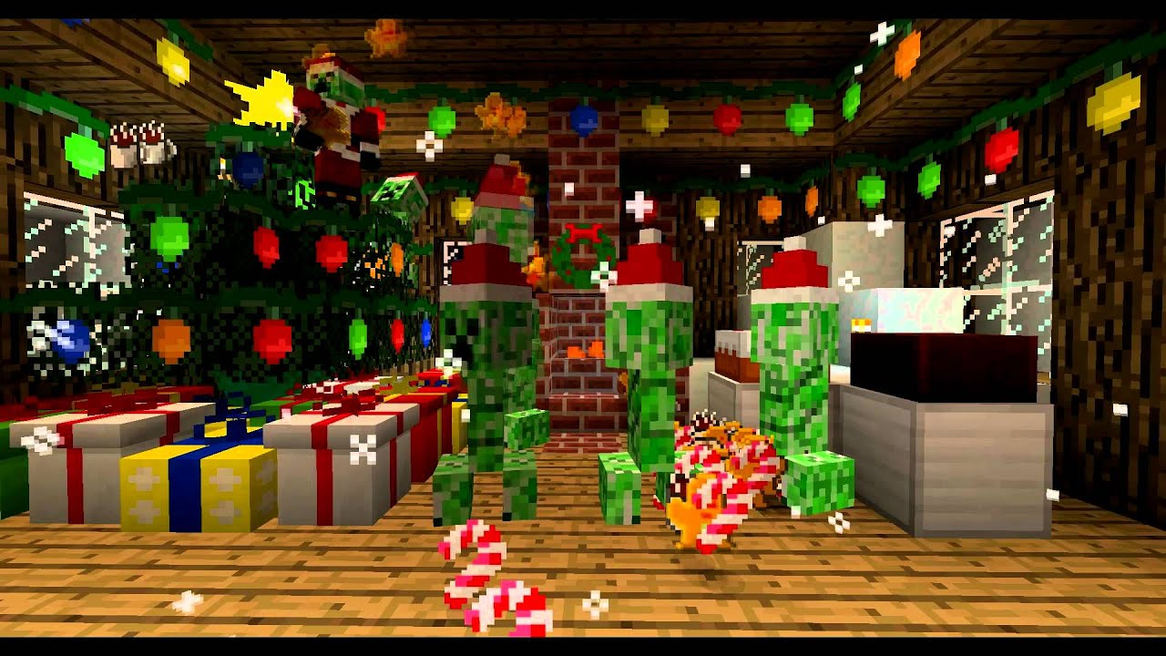 Christmas Craft Minecraft