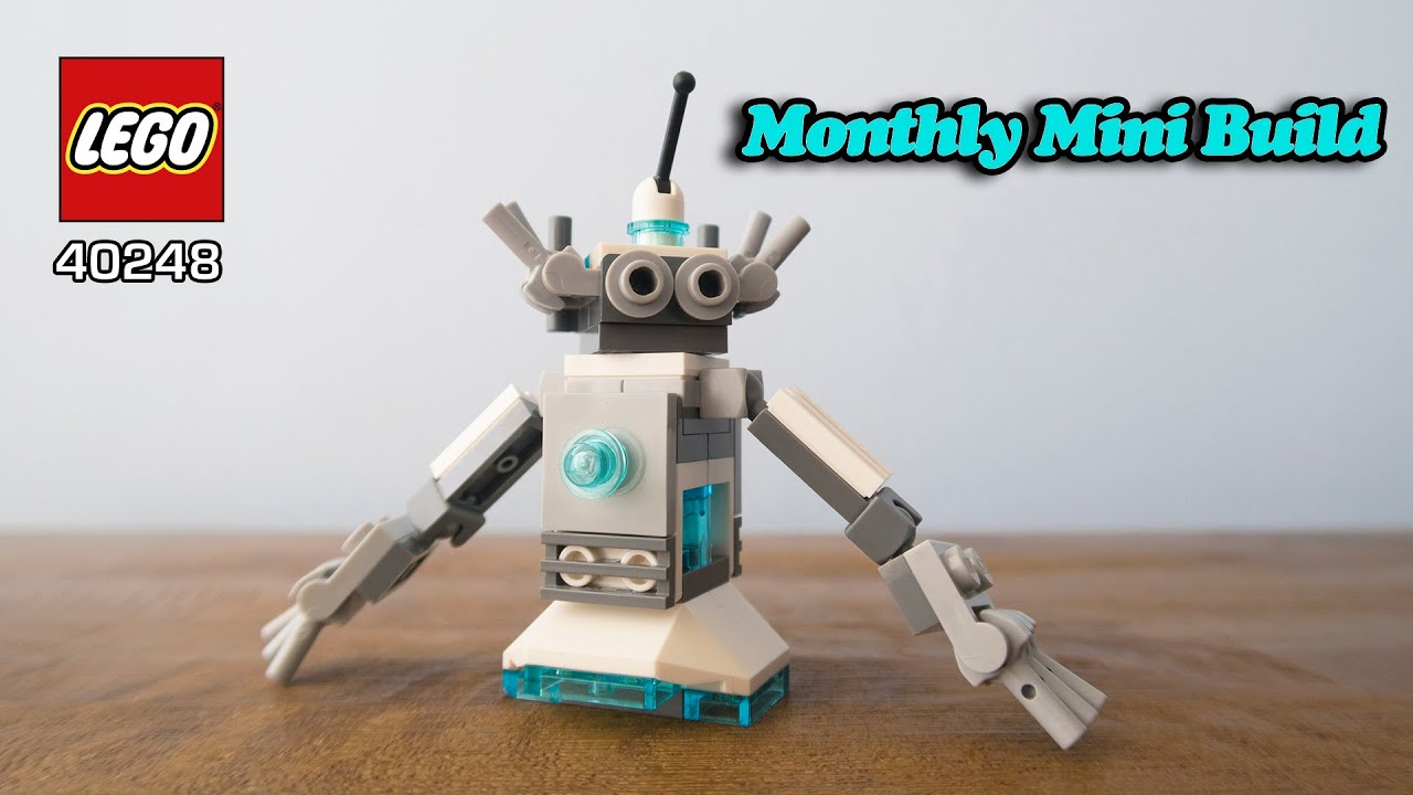 Lego Monthly Mini Build October