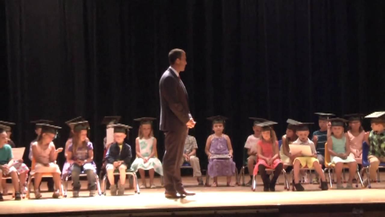 CCRS Kindergarten Graduation  6-22-16