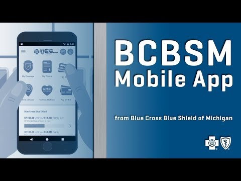 Blue Cross Blue Shield Of Michigan Mobile App