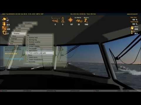 Stormwind Simulator tech demo 5 (Combat Boat 90 - Stridsbåt 90)