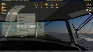 stormwind simulator tech demo 5 combat boat 90 stridsbåt 90