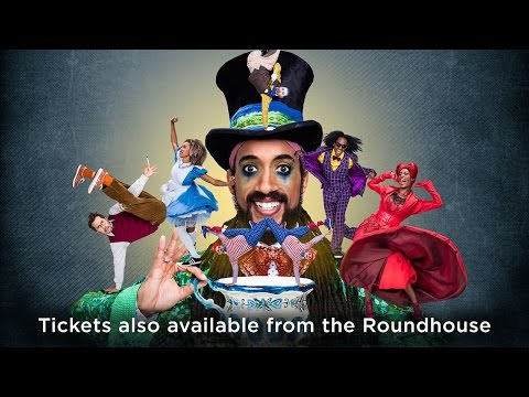 The Mad Hatter's Tea Party Trailer (ZooNation at the Roundhouse)