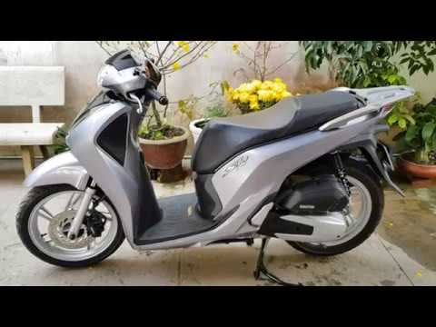 Honda SH 125i | version 2018 | gray and sliver color with smartkey