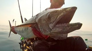 Kayak Fishing: Offshore Trip Gone Wrong - Part 2