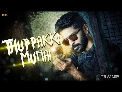 Thuppakki Munnai 2019 New Hindi Dubbed Latest Action Movie Trailer | Vikram Prabhu, Hansika Motwani