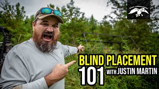 Blind Placement 101 with Justin Martin