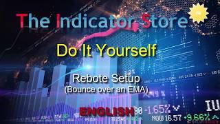 Do It Yourself - Rebote Setup ;  A New EMA Bounce Setup for NinjaTrader