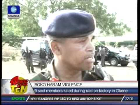 9 sect members killed during raid on factory in Okene