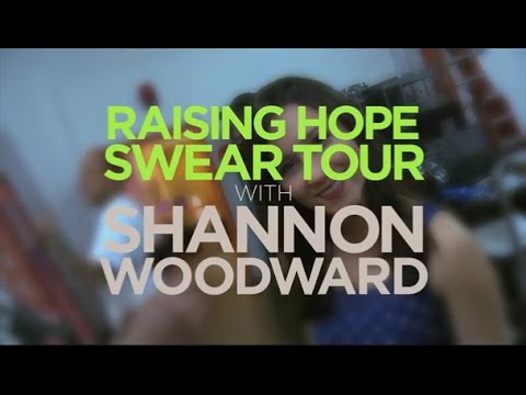 Raising Hope Swear Tour with Shannon Woodward