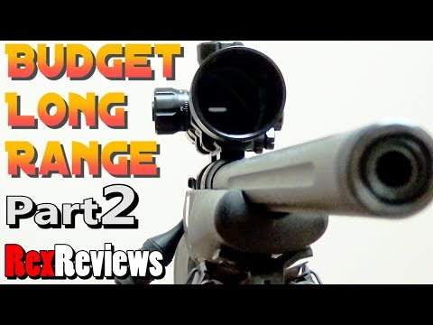 Budget Long Range Rifle that's Way TOO EASY! PART 2 - FINAL