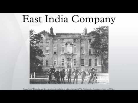 east indian company East india company (eic) was a joint-stock company its headquarters were in london it was started for trading with the east indies, but mostly traded with india and.