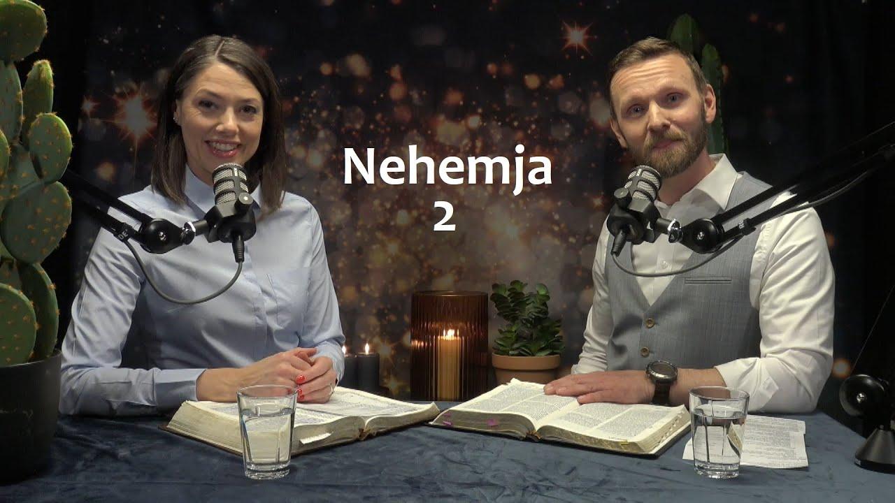 Podkast Blant Konger og røvere, Nehemja del to