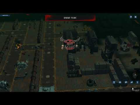 warhammer 40000 sanctus reach hour of the wolf mission 8 landraider |
