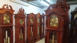 Đồng hồ cây gỗ quý giá chỉ từ 5trieu đến 13trieu đồng, sđt/zalo: 0965360502