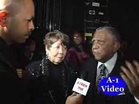 Rev. Joseph Lowery Interview by A-1 Video