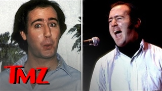 Andy Kaufman -- ALIVE!  Maybe!  Ok, Probably Not. | TMZ