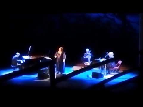 Maria Farantouri Live, De Roma, Antwerp, Belgium, 2018