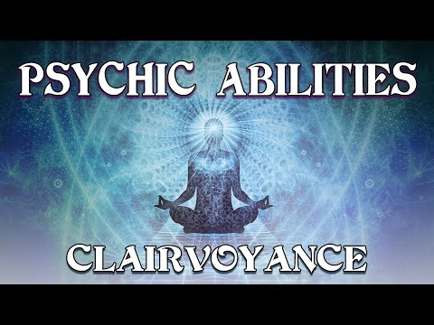 Lights of Venus : Clairvoyance - Guided Exercise w/ Binaural Beats