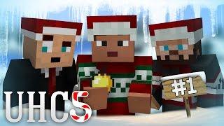 Dansk Minecraft: Matrieux UHC - PERFEKT START? #1