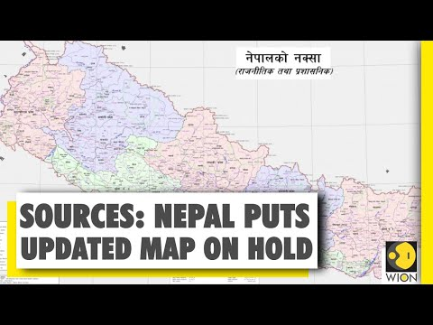 Nepal Parliament delays taking up of constitutional amendment on new map