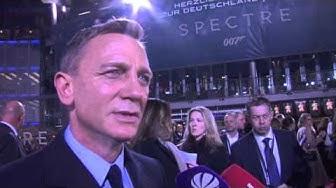 """""""SPECTRE"""" - Filmpremiere in Berlin"""