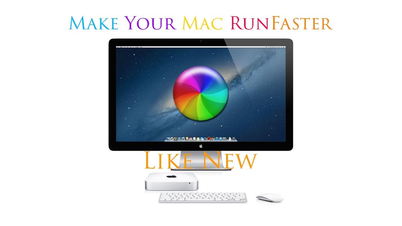 how to make your mac run better