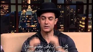 Zee Aflam | عالم بوليوود - الحلقة الثالثة (آمر خان و كاترينا كيف) - مقطع 1
