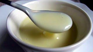 Смотреть видео Как делать сгущенное молоко в домашних условиях