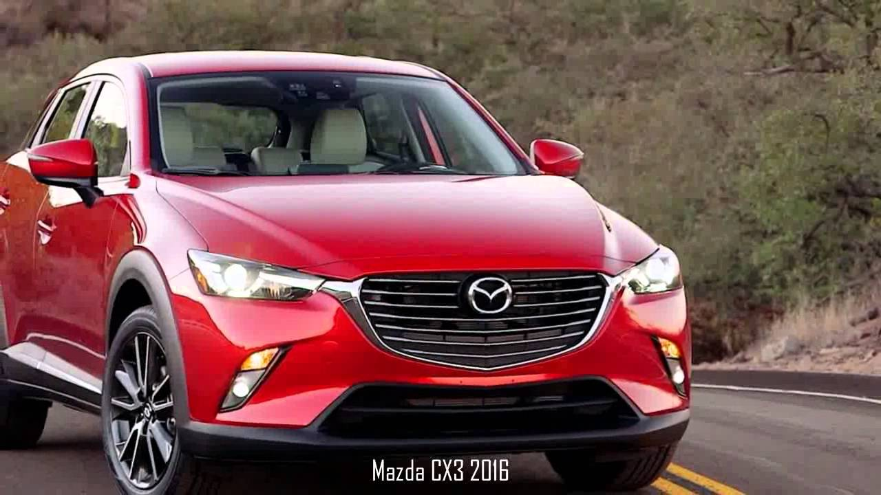 Mazda Cx7 Vs Cx3 2016 New Sport Car