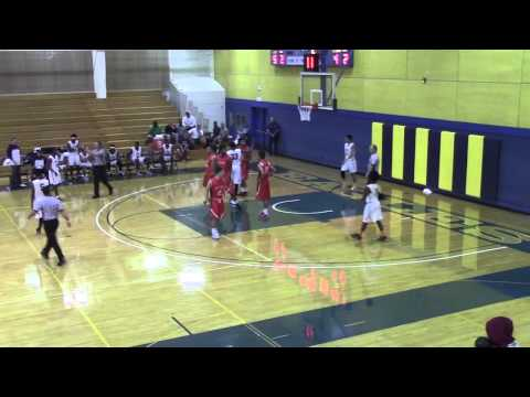 Cosumnes River vs. Skyline College Men's Basketball Full Game 11-19-15