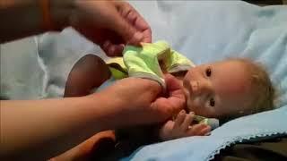 Mainan Boneka Mirip Bayi Lucu Banget Kalau Di Pakein Baju | Boneka Mirip Manusia | Boneka Bayi
