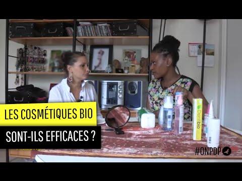 Les cosmétiques bio sont-ils efficaces ?