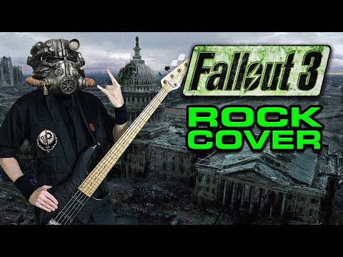 Fallout 3 Main Theme (ROCK COVER)