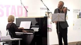 Ernest Bloch: Suite hébraique (Satz 1: Rhapsodie)