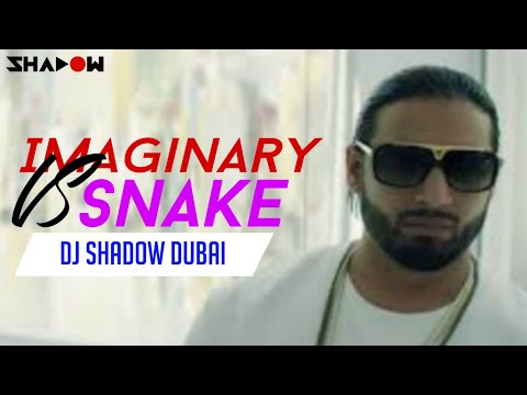 Imran Khan - Imaginary vs Snake (DJ Shadow Dubai Remix)
