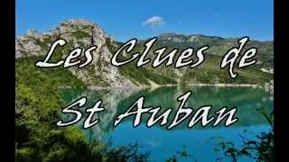 Roadbook moto Alpes de Haute Provence : Les Clues de Saint Auban